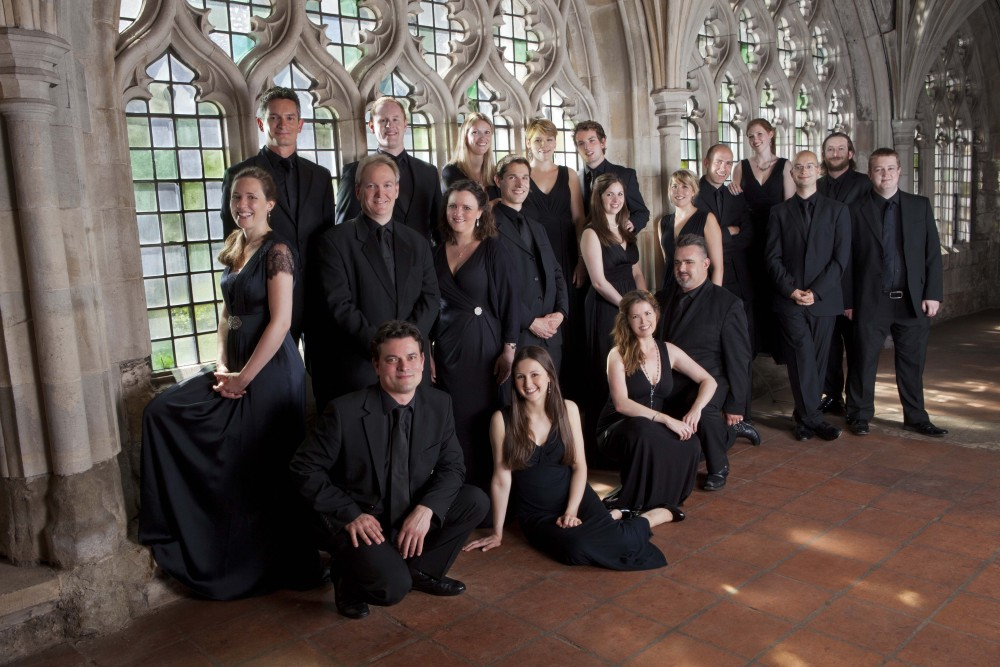 The Tenebrae choir | Russian Treasures