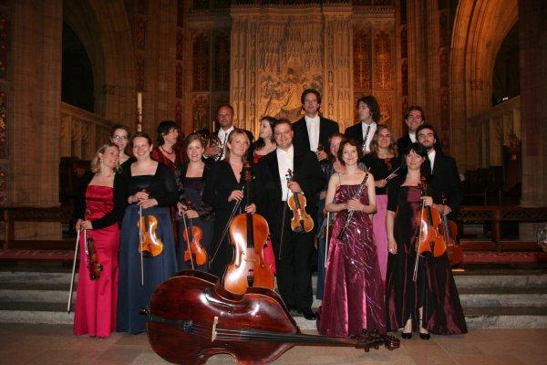 2009 festival gallery sherborne abbey festival for Chambre orchestra