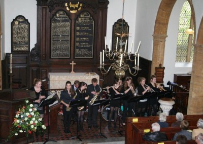 Girls School Jazz Band (2)