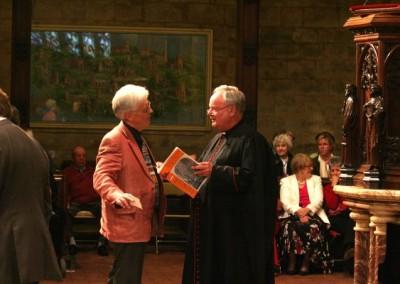 John Baker and The Vicar of Sherborne