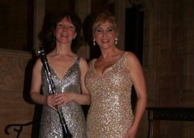 Lesley Garret and Emma Johnson (7)