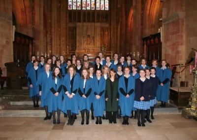 Schola Cantorum, Leweston School