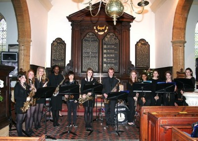 Sherborne Girls Jazz Group