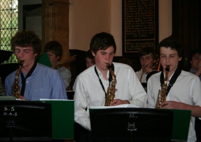 Sherborne School Jazz and Swing Band 02