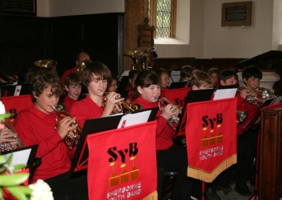 Sherborne Youth Band (4)