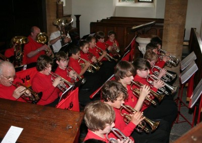 Sherborne Youth Band (5)