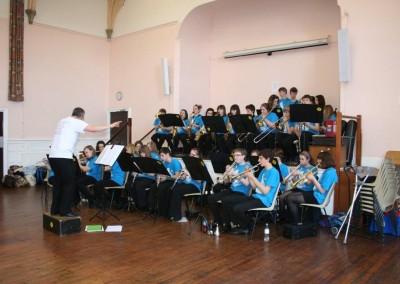 The Gryphon Big Band