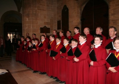 Winchester Cathedral Choir 02