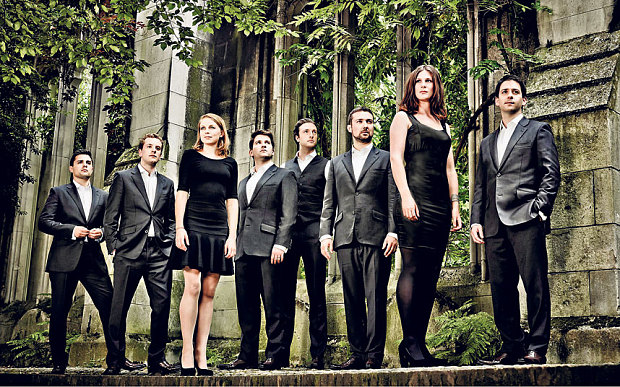 VOCES8 – teaching the world to sing!