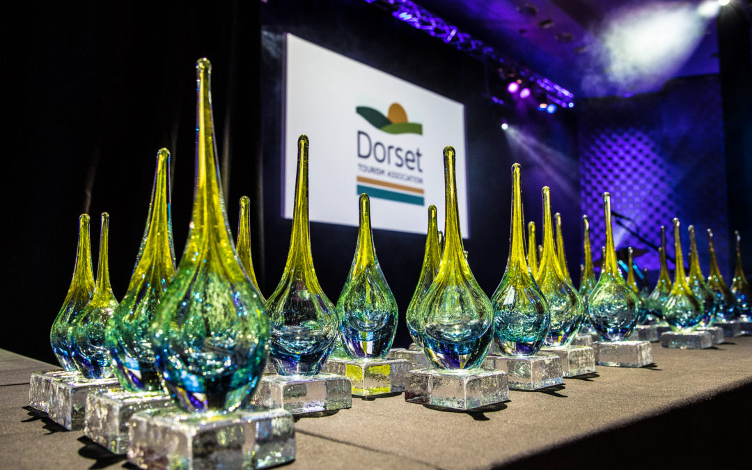 Festival GOLD in 2017 Dorset Tourism Awards