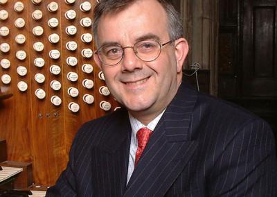 stpauls-organ - Malcolm Archer