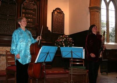 Francis Eustace & Janet Coles