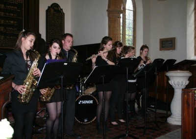 Girls School Jazz Band (3)