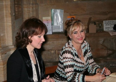 Lesley Garret and Emma Johnson (8)