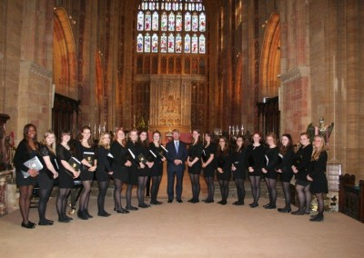 Madrigal Society Sherborne Girls