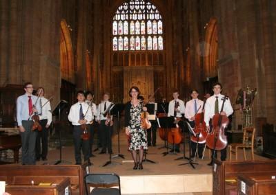 Sherborne School Chamber Orchestra