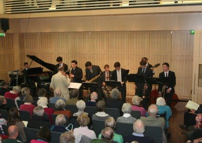 Sherborne School Jazz Band (3)