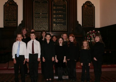 Sherborne Young Singers