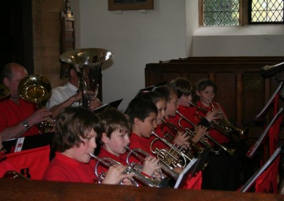 Sherborne Youth Band (3)