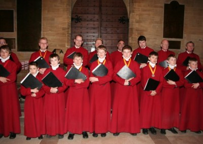 Winchester Cathedral Choir 01