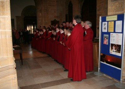 Winchester Cathedral Choir 03