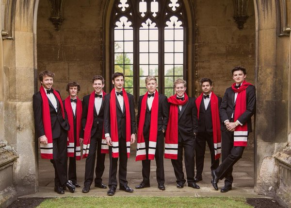 The Gentlemen of St John's at Bryanston