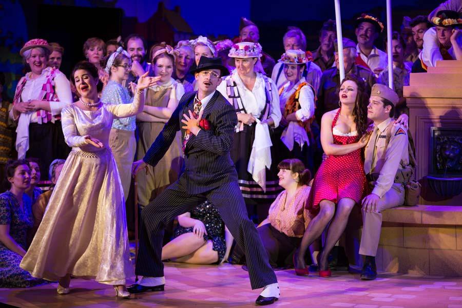 A kind 'bravo' from Dorset Opera Festival