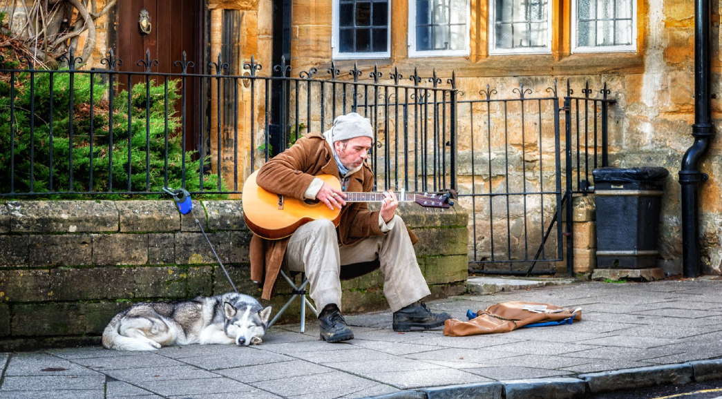Calling Street Entertainers
