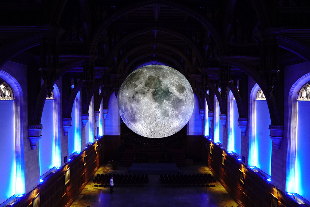 Dorset Moon lands in Sherborne 5-7 July